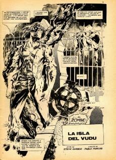 Extrait de Escalofrio presenta -5- Tales of the zombie 2