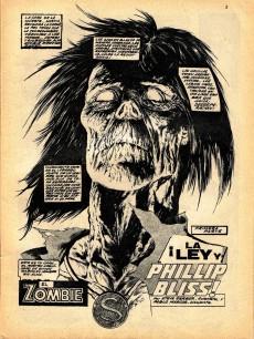Extrait de Escalofrio presenta -14- Tales of the zombie 4