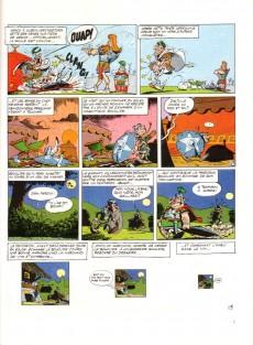 Extrait de Astérix -11c1989- Le bouclier Arverne