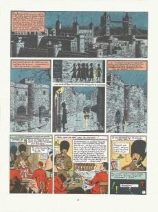 Extrait de Blake et Mortimer (Historique) -5d74'- La marque jaune