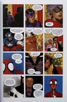 Extrait de Avengers (Marvel Deluxe) - Vision du futur