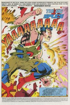 Extrait de Wonder Man (Marvel Comics - 1991) -4- The Big Splice