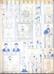 Extrait de Tintin (Historique) -16B31- Objectif lune