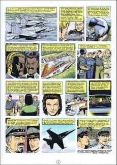 Extrait de Buck Danny -48b2014- Tonnerre sur la cordillère