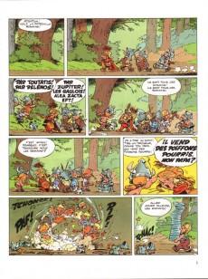 Extrait de Astérix -20a89- Astérix en Corse