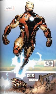 Extrait de Invincible Iron Man (The) (Marvel Deluxe) -5- Démon