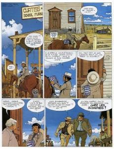 Extrait de Comanche -10a1983- Le corps d'Algernon Brown