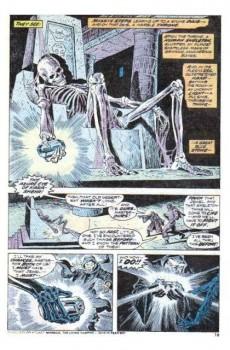 Extrait de Conan the Barbarian Vol 1 (Marvel - 1970) -35- The hell-spawn of Kara-Shera!