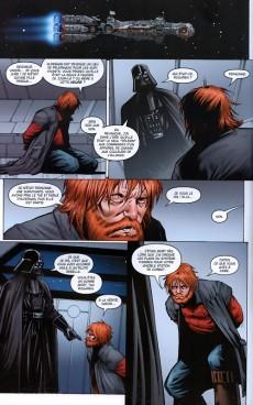 Extrait de Star Wars (Delcourt) -4- La fin du chemin