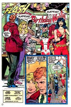 Extrait de Flash (The) Vol.2 (DC comics - 1987) -1- Issue # 1