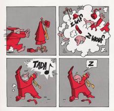 Extrait de Monsieur Rouge -1- Monsieur Rouge entre en scène