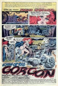 Extrait de Marvel Feature (1975) -4- Eyes of the gorgon