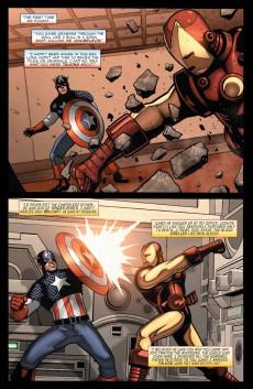 Extrait de Invincible Iron Man (The) (2005) -INT03- Civil War: Iron Man