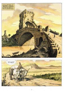 Extrait de Le caravage -1- Première partie - La palette et l'épée