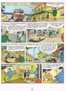 Extrait de Tif et Tondu -26a1983- Le gouffre interdit