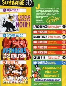 Extrait de Picsou Magazine -510- Picsou Magazine n° 510