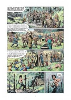 Extrait de Thorgal (Les mondes de) - La Jeunesse de Thorgal -3- Runa