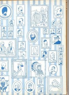 Extrait de Tintin (Historique) -7B24- L'île noire
