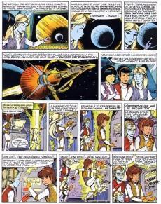 Extrait de Yoko Tsuno -10a99- La lumière d'Ixo