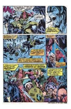 Extrait de Conan the Barbarian Vol 1 (Marvel - 1970) -37- Curse of the golden skull!
