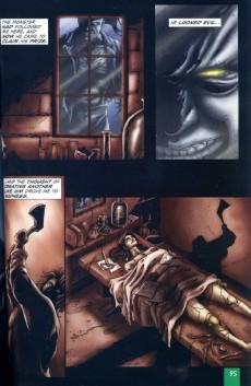 Extrait de Frankenstein: The Graphic Novel (2008) - Frankenstein