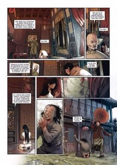 Extrait de Les reines de sang - Tseu Hi, la Dame Dragon -1- La Dame Dragon - Volume 1/2