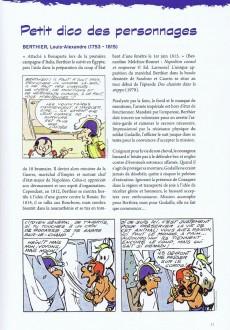 Extrait de Godaille et Godasse -HS- L'Empire de Sandron et Cauvin