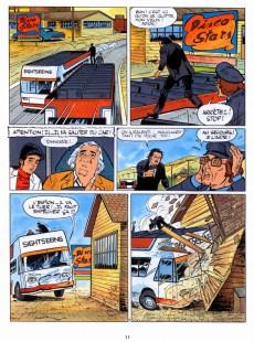 Extrait de Les casseurs - Al & Brock -6a1985- Hauts et bas à San Francisco