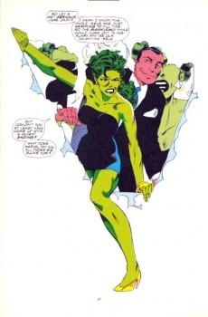 Extrait de Sensational She-Hulk (The) (1989) -37- The big rub out