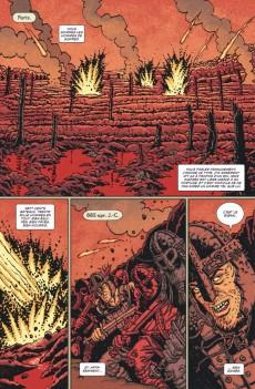 Extrait de Northlanders (Urban comics) -3- Le livre européen
