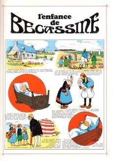 Extrait de Bécassine -1d93- L'enfance de Bécassine
