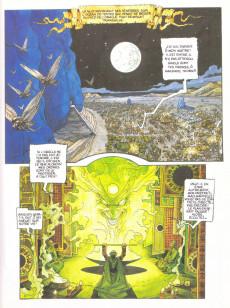 Extrait de Chroniques de la Lune Noire -3a96- La marque des démons