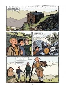 Extrait de Arsène Lupin - Les origines -2- Le Dernier des Romains