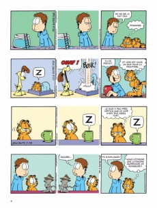 Extrait de Garfield -60- La Haine du lundi