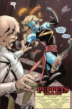 Extrait de Ms. Marvel (2006) -20- Puppets, part 3