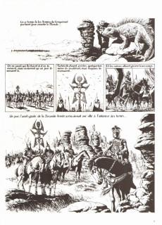 Extrait de Les armées du Conquérant - Les Armées du Conquérant