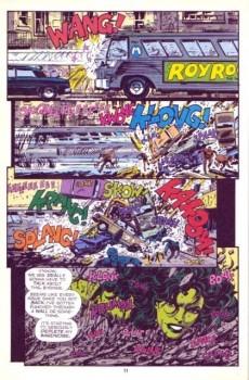 Extrait de Sensational She-Hulk (The) (1989) -38- Love in bloom