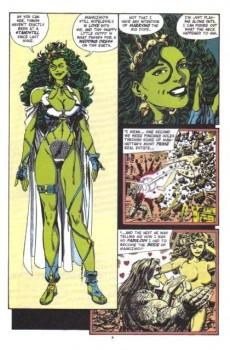 Extrait de Sensational She-Hulk (The) (1989) -39- Date worse than death