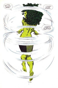 Extrait de Sensational She-Hulk (The) (1989) -40- One potato, 2 potato...