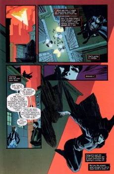 Extrait de Catwoman (2011) -40VC- The Issue And End