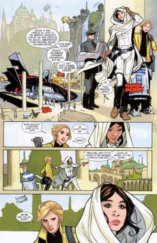 Extrait de Princess Leia (2015) -2- Princess Leia Part 2