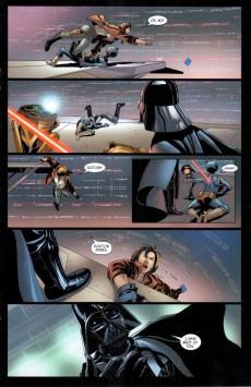 Extrait de Darth Vader (2015) -3- Book I, Part III : Vader