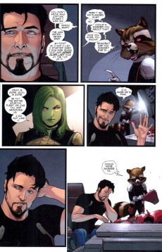 Extrait de Guardians of the Galaxy (2013) -5VC- Issue 5