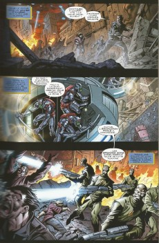 Extrait de Les gardiens de la Galaxie (Marvel Deluxe) -2- War of Kings
