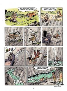 Extrait de Graines de sapiens -2- Tome 2