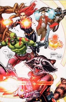 Extrait de Guardians Team-Up (2015) -2- Guardians Of The Galaxy Meet The Avenger, part 2