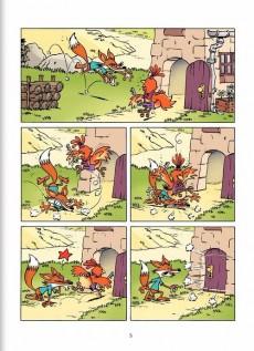 Extrait de La petite poule rousse - La Petite Poule rousse