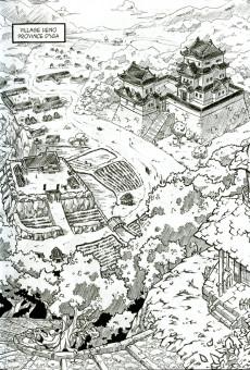 Extrait de Shinobi Iri -1- Tome 1