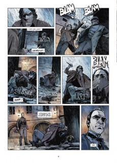 Extrait de Sherlock Holmes Society -1- L'Affaire Keelodge
