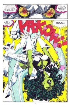 Extrait de Sensational She-Hulk (The) (1989) -43- What's Xemnu with you?